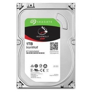 Seagate Ironwolf 1tb 3.5 Serial Ata-600