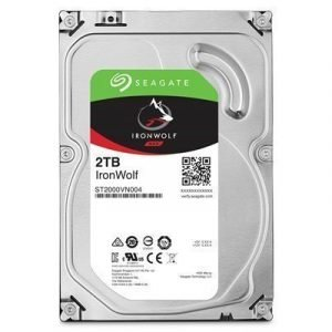Seagate Ironwolf 2tb 3.5 Serial Ata-600