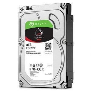 Seagate Ironwolf 3tb 3.5 Serial Ata-600