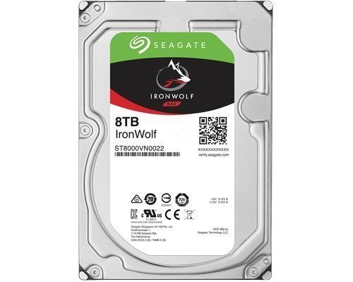 Seagate Ironwolf 8tb 3.5 Serial Ata-600