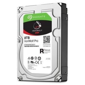 Seagate Ironwolf Pro 8tb 3.5 Serial Ata-600