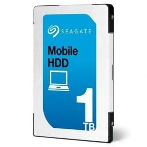 Seagate Mobile Hdd 1024gb 2.5 Serial Ata-600 5400opm