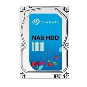 Seagate Nas Hdd Rescue 6tb 3.5 Serial Ata-600