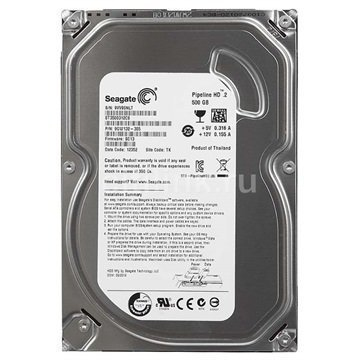Seagate Pipeline HD SATA-2 Hard Disk 3