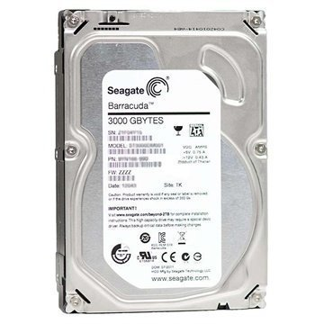 Seagate ST3000DM001 Barracuda Hard Drive 3TB