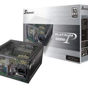 Seasonic Platinum Series 400 Fanless 400wattia 80 Plus Platinum