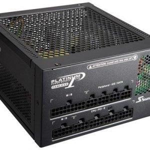 Seasonic Platinum Series 520 Fanless 520wattia 80 Plus Platinum