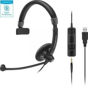 Sennheiser Sc 45 Usb Headset Ms