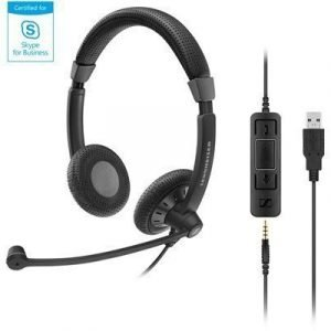 Sennheiser Sc75 Usb Headset Ms