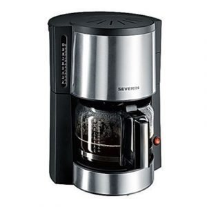 Severin Coffee Maker Inox Auto/off