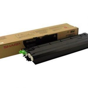 Sharp Värikasetti Musta 36k Mx-4501