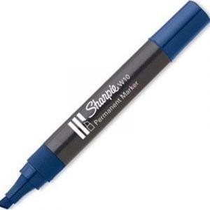 Sharpie Permanent Marker W10 Sininen 12kpl