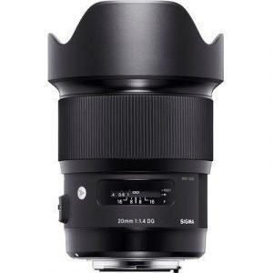 Sigma Af 20/1.4 Dg Hsm Art Canon