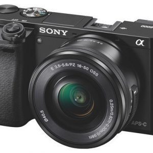 Sony A6000 (alpha 6000) Ilce-6000l