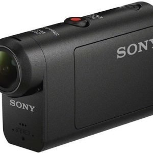 Sony Action Cam-hdr-as50 Musta