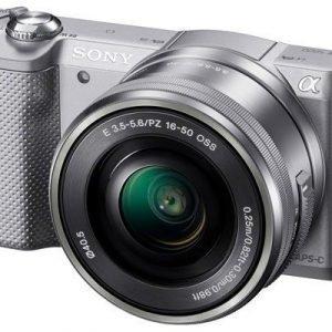 Sony Alpha A5000 + 16-50/3