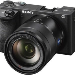 Sony Alpha A6500 + Vario-tessar T 16-70/4 Za Oss