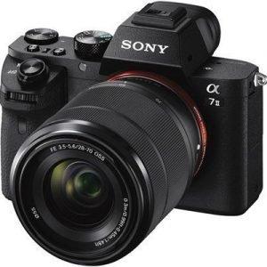 Sony Alpha A7 Ii + Fe 28-70/3