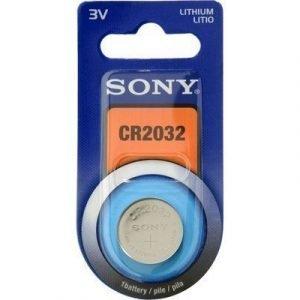 Sony Cr 2032