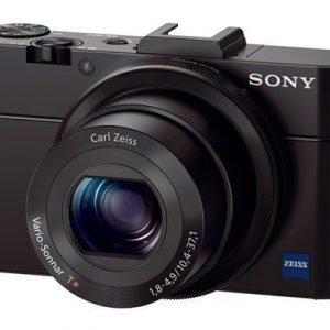Sony Cyber-shot Dsc-rx100 Ii Musta