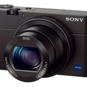 Sony Cyber-shot Dsc-rx100 Iii Musta