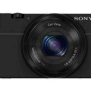 Sony Cyber-shot Dsc-rx100 Musta