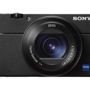 Sony Cyber-shot Dsc-rx100 V Musta