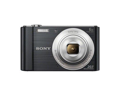 Sony Cyber-shot Dsc-w810 Musta
