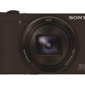 Sony Cyber-shot Dsc-wx500 Musta