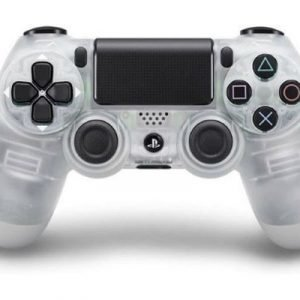 Sony Dual Shock 4 Controller Crystal