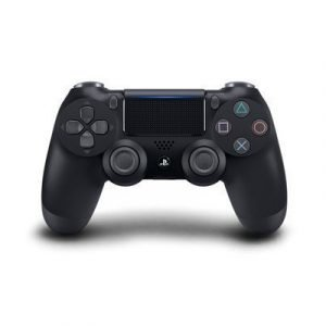 Sony Dual Shock 4 Controller Ps4 New Black