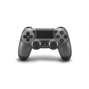 Sony Dual Shock 4 Controller Steel Black