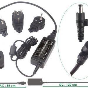 Sony EVI-D70 EVI-D70P DRX-530UL laturi verkkovirta 36W