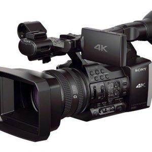 Sony Handycam Fdr-ax1 Musta