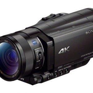 Sony Handycam Fdr-ax100 Musta