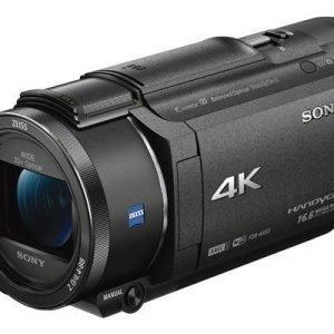 Sony Handycam Fdr-ax53 Musta
