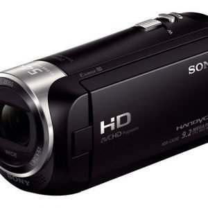 Sony Handycam Hdr-cx240e Musta
