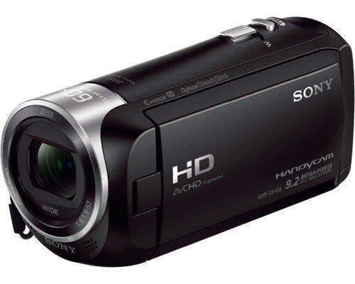 Sony Handycam Hdr-cx405 Musta