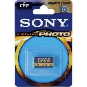 Sony Lithium Photo Cr2