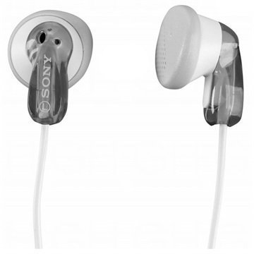 Sony MDR-E9LP In-Ear Headphones Grey