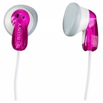 Sony MDR-E9LP In-Ear Headphones Pink