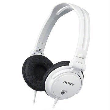 Sony MDR-V150 Stereokuulokkeet Valkoinen
