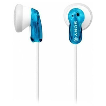 Sony MDRE9LP In-Ear Headphone Blue