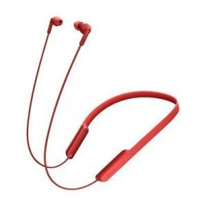 Sony Mdr-xb70bt Sport Bluetooth In-ear Red