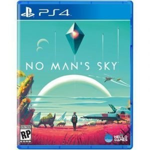 Sony No Man's Sky Ps4