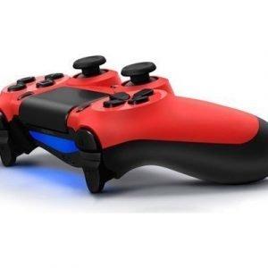Sony Ota Ohjat Käsiisi Ja Jaa Lempihetkesi Uudella Dualshock 4 Ohjaimella. Punainen