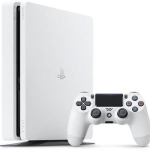Sony Playstation 4 Slim White 500gb