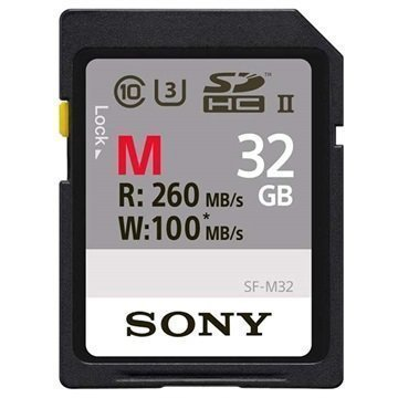 Sony SDHC Memory Card 32GB