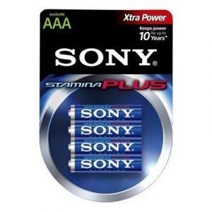 Sony Stamina Plus Am4-b4d