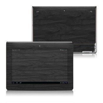 Sony Tablet S Black Woodgrain Skin